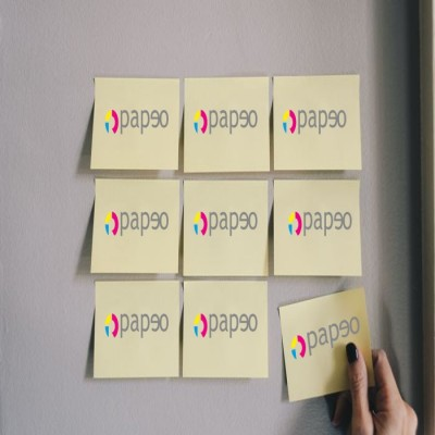Post'it® feuille couleur